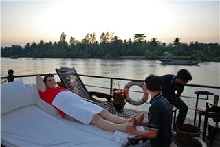 Le Cochinchine Cruise Mekong River Delta