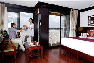 Amalotus Cruise Mekong Delta