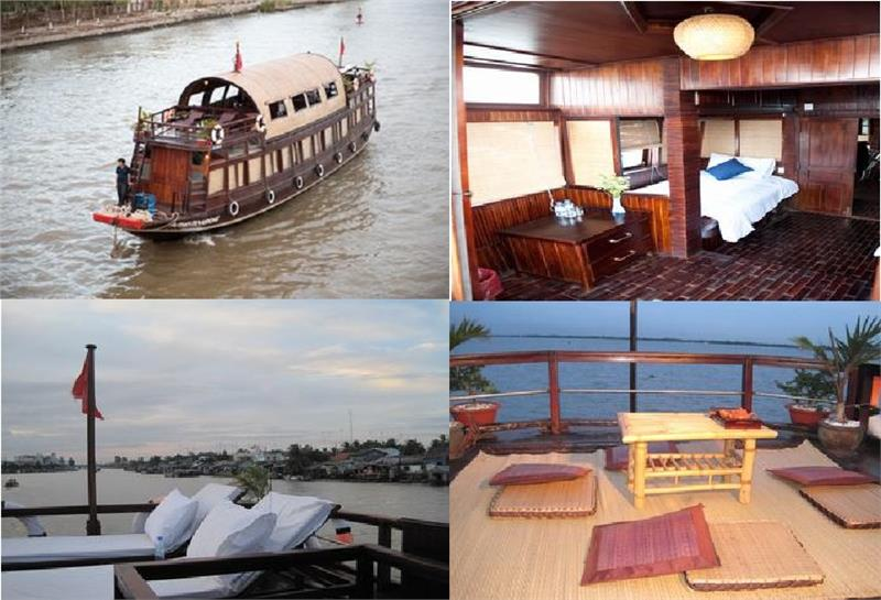 Authentic Mekong Cruise