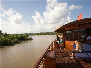 Bassac Cruise - Mekong River Delta