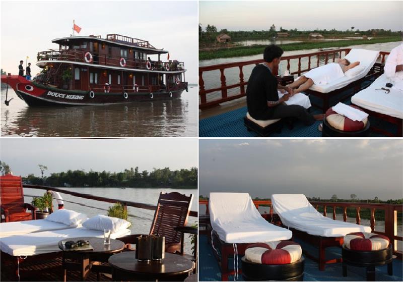 Douce Mekong Cruise