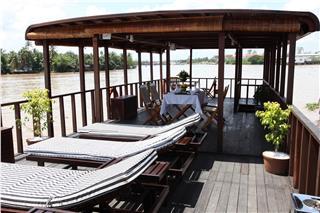 Dragon Eyes River Cruise Mekong River Delta