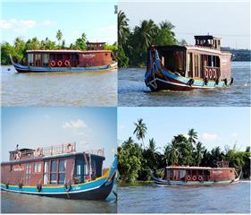 Gecko Eyes Cruise - Mekong River Delta