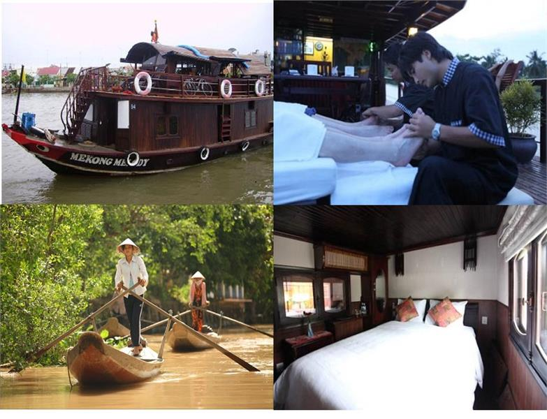 Mekong Melody Cruise