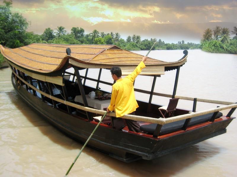 Mekong Queen Sampan