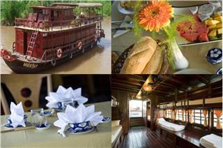 Mien Tay Sampan Cruise - Mekong River Delta