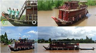 Mien Tay Sampan Cruise