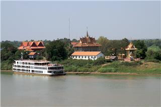 RV La Marguerite Cruise Mekong Delta