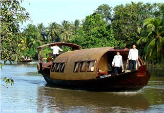 Song Xanh Sampan