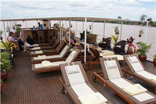 Toum Tiou Cruise Mekong Delta