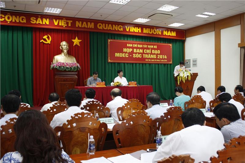 MDEC 2014 Press Conference
