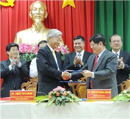 Japan will invest in Mekong River Delta agriculture