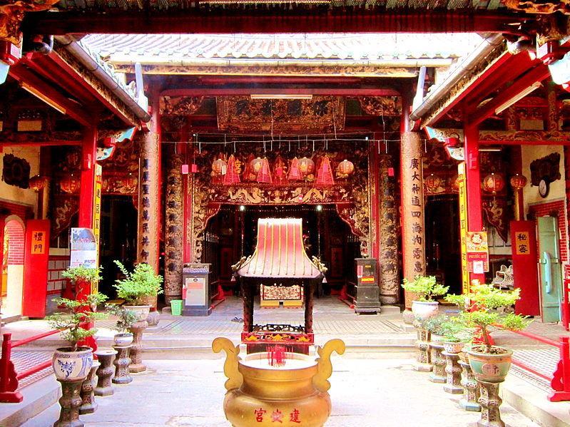 Kien An Cung Pagoda