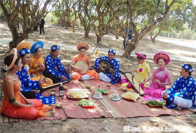 Don Ca Tai Tu - South Vietnamese Folk Music