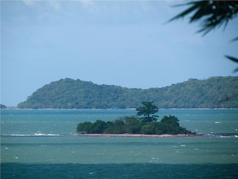 An islet in Ba Lua Islands, Kien Giang Province