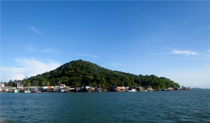 Hon Heo (Ba Lua Islands, Kien Giang Province)