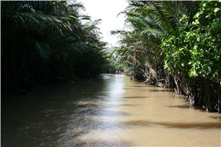 Mekong River Delta Vietnam introduction