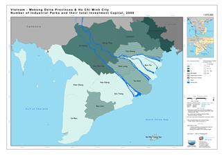 Mekong Delta Vietnam geography overview