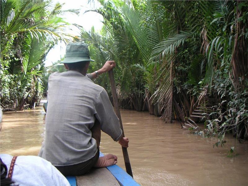Explore Tan Phong Island