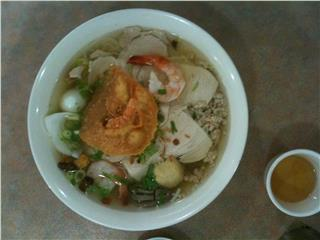 Culinary culture of Tra Vinh province