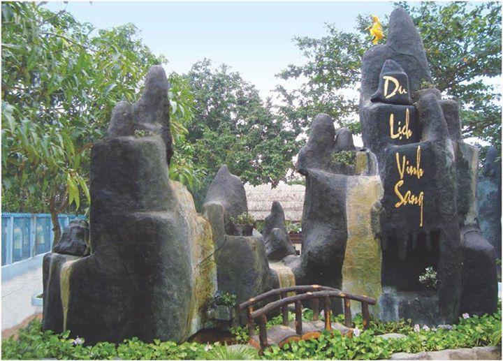 Vinh Sang tourist area
