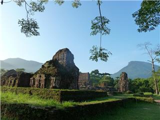 Sacred and mysterious My Son Sanctuary