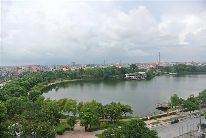 Vy Xuyen Lake