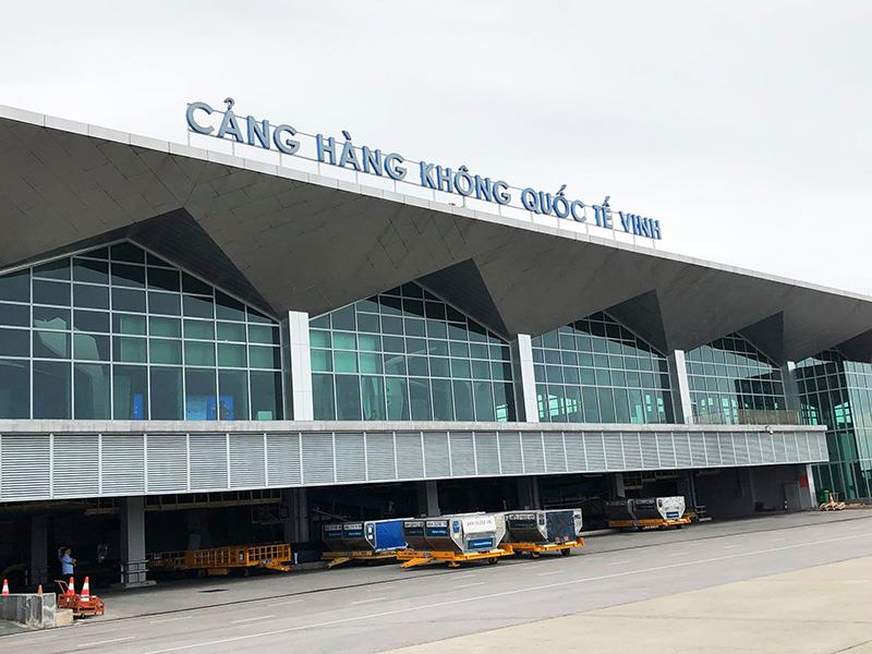 Vinh International Airport – Nghe An
