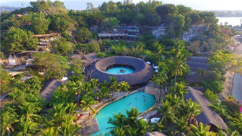 Suối khoáng nóng I – resort Nha Trang