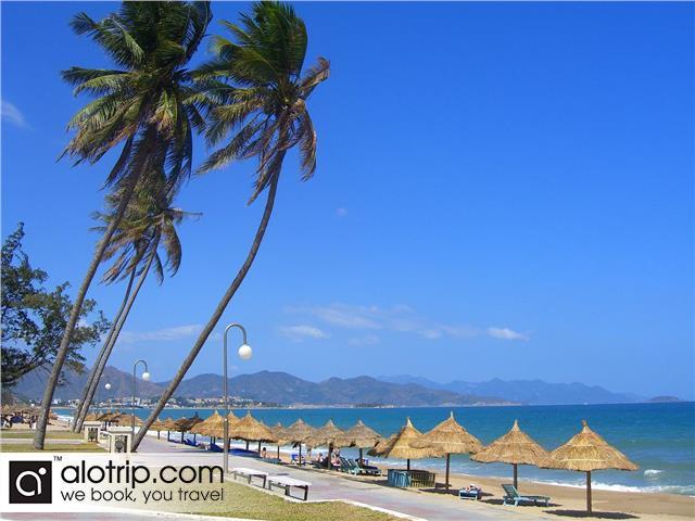 Nha Trang Beach Panorama