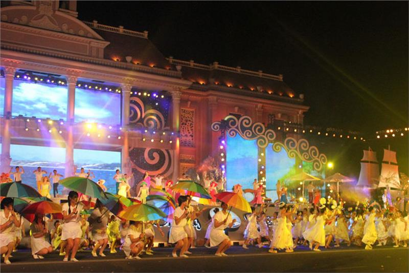 Nha Trang Beach Festival 2013