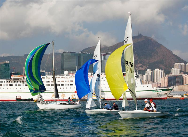 International Hong Kong - Nha Trang Sail Regatta 2015