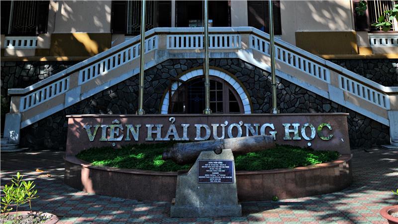 National Oceanographic Museum Nha Trang