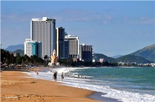 Nha Trang is chosen as an ideal destination for summer
