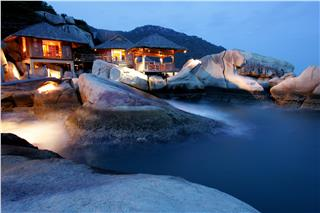 Impressive Six Senses Ninh Van Bay Resort in Vietnam