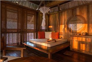 Six Senses Ninh Van Bay owns world's sexiest bedroom