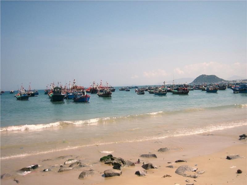 Nha Trang economy
