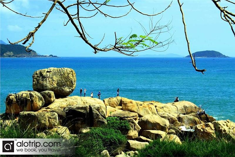 Hon Chong promontory panorama