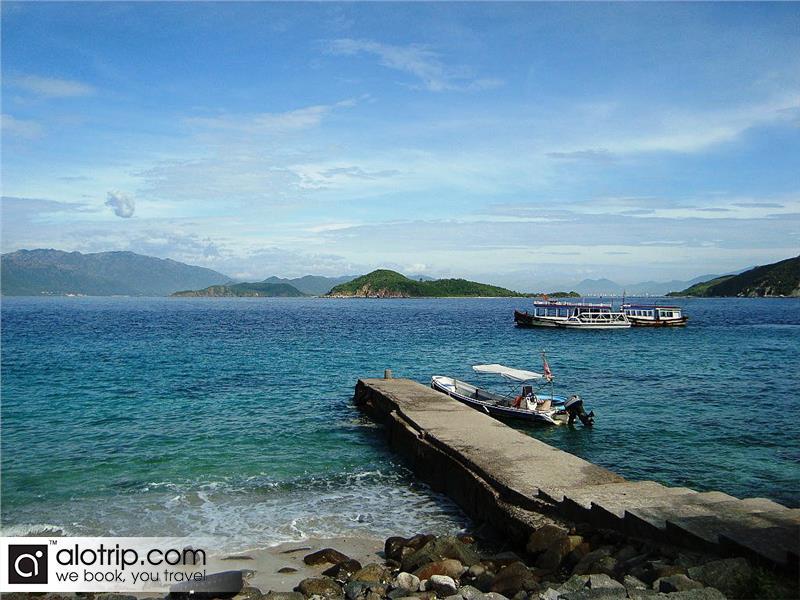 beach in Mun Island