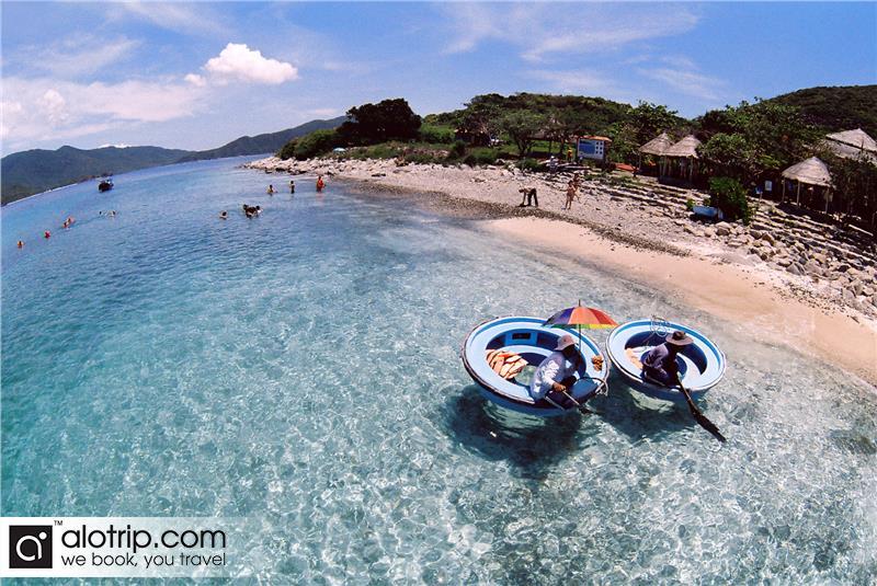 Snorkling in Mun Island