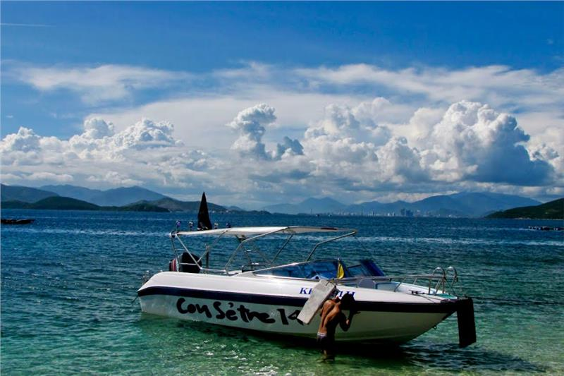 Con Se Tre Island in Nha Trang