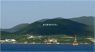 Vinpearl Resort - Villas to be built on Hon Tre Island