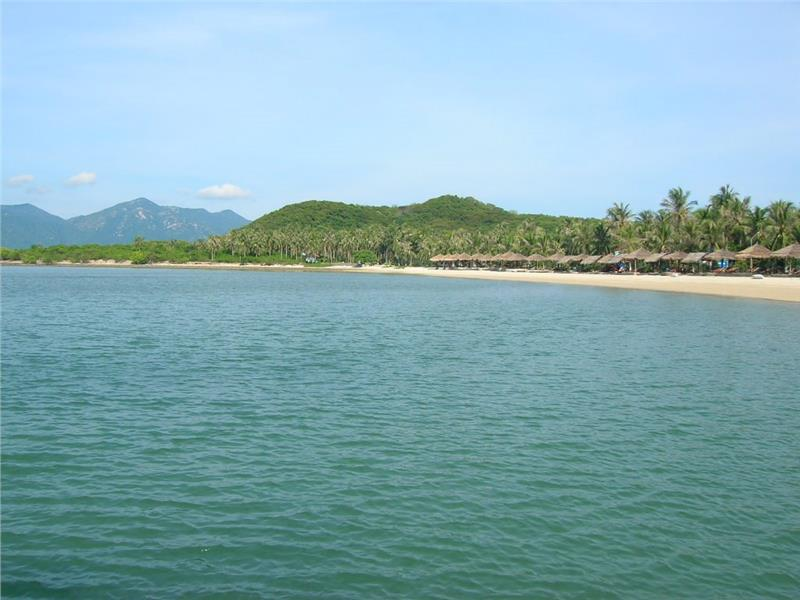 Breathtaking view of Monkey Island Nha Trang