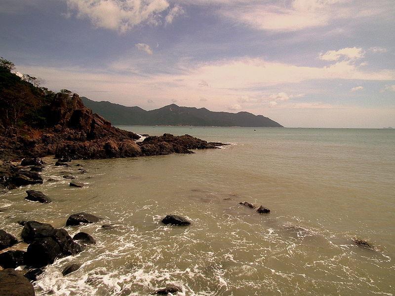 Pristine reefs in Monkey Island Nha Trang