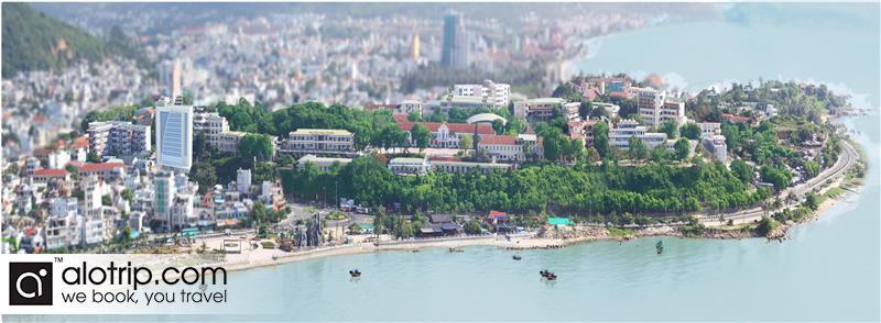 Nha Trang city panorama