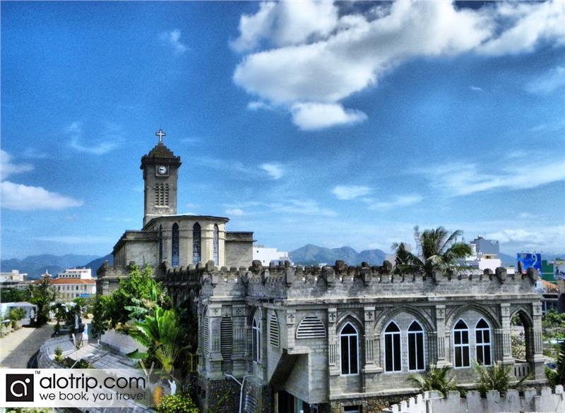 Stone Church panorama