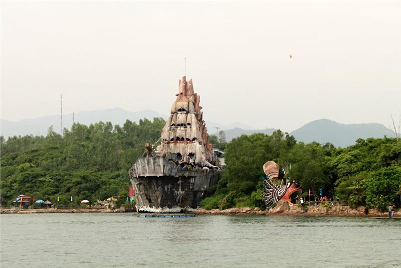 Tri Nguyen Aquarium in Nha Trang