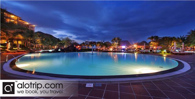 Resort in Vinpearl Land