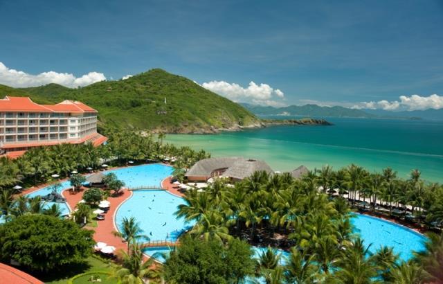 Các resort ở Nha Trang níu chân du khách
