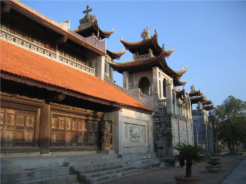 Phat Diem Stone Church in Ninh Binh